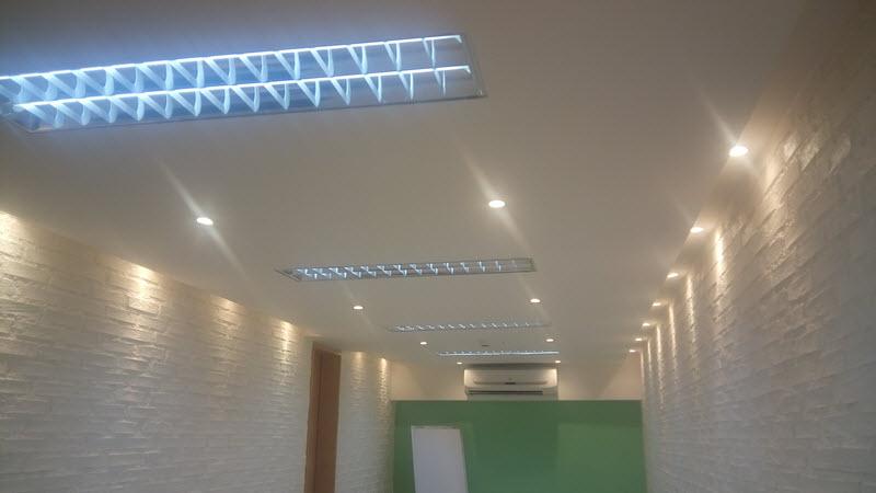 Iluminacion Salon Arena
