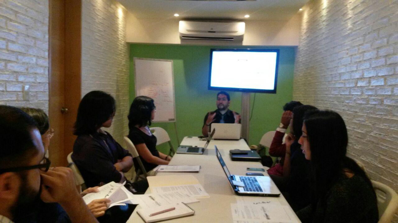 Oficina focus group reuniones for Oficinas por horas