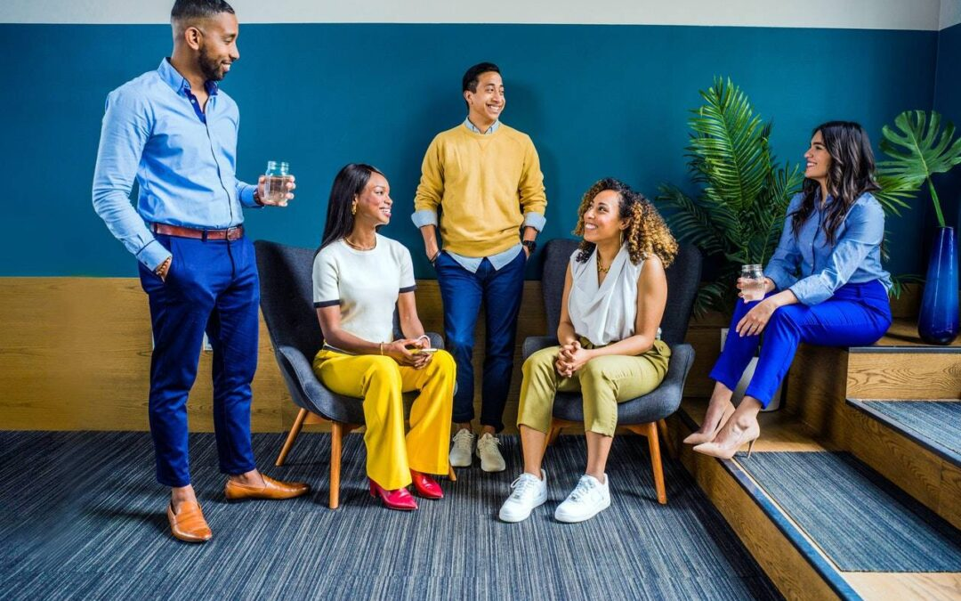 Inglés – Grupo de conversación en inglés presencial