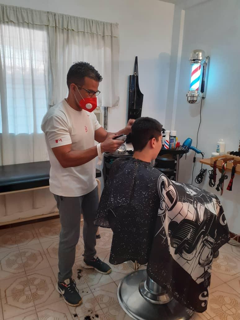 Curso Barbería en Los Palos Grandes